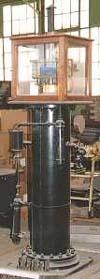 Compressed air meter
