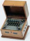 Voltage ratio box