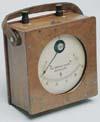Portable millivoltmeter