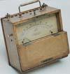 Portable voltmeter