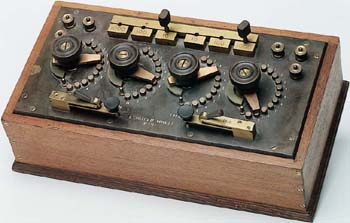 A PORTABLE WHEATSTONE BRIDGE