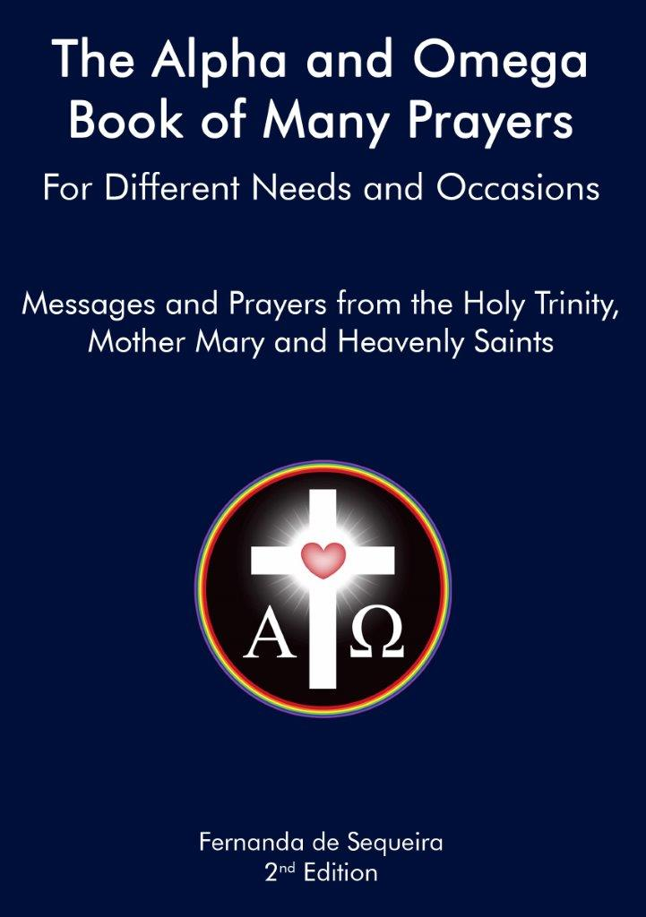 Alpha and Omega Book Cover