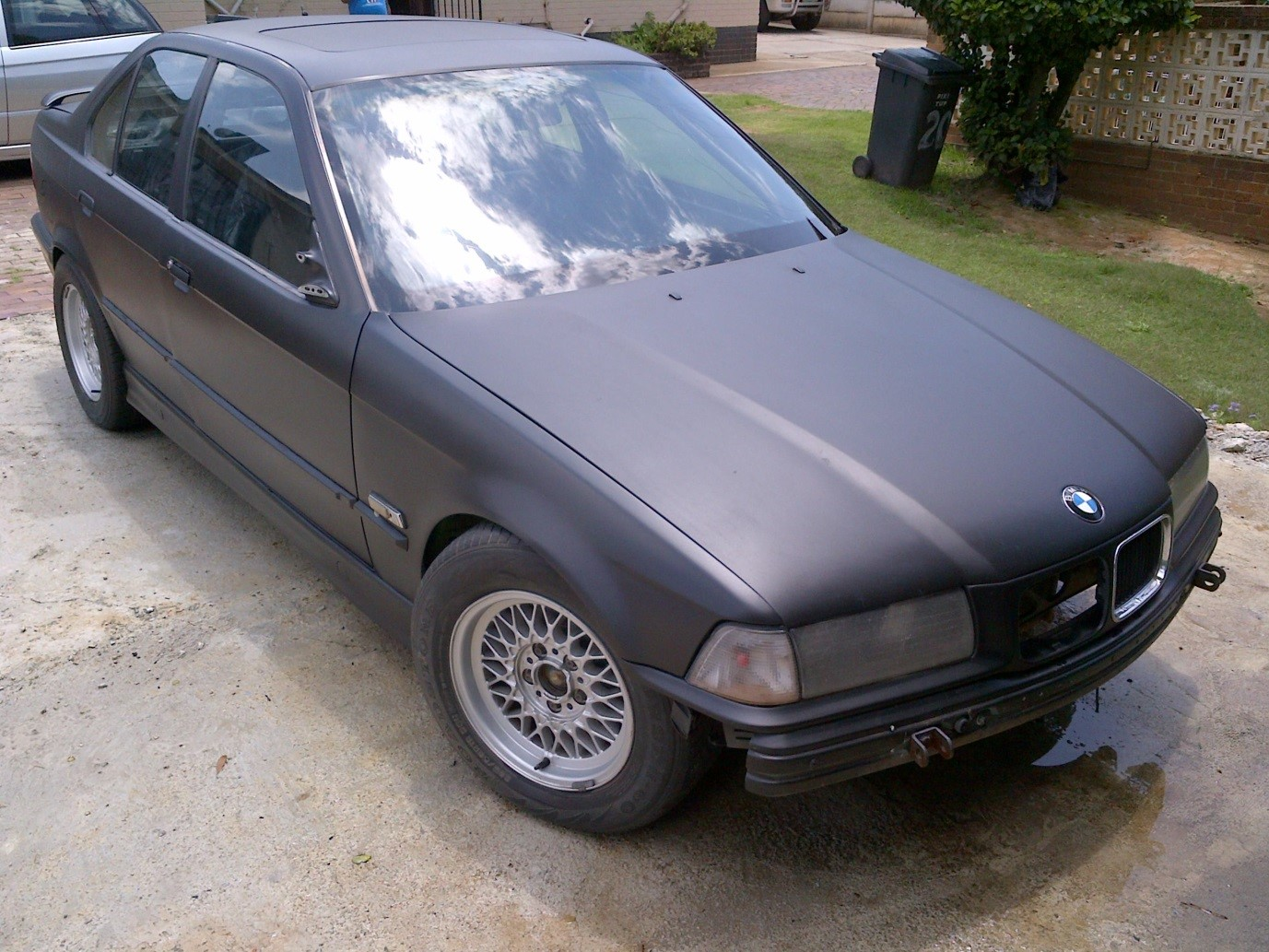 bmw e36 328i project racing car up for sale. Black Bedroom Furniture Sets. Home Design Ideas