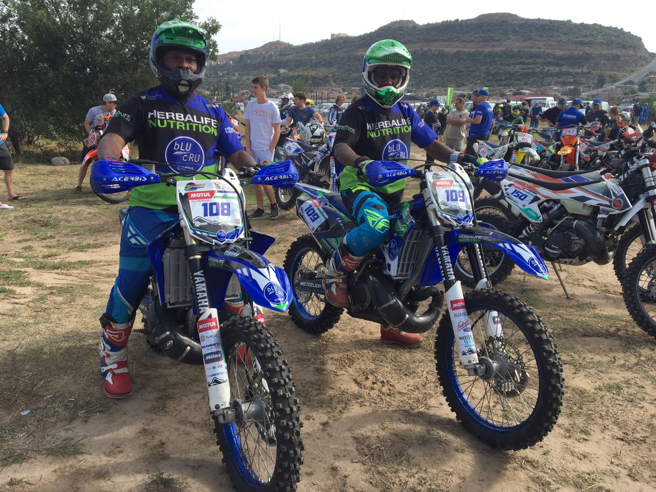 DEVELOPMENT RIDERS TAKE ON MOTHER OF HARD ENDURO