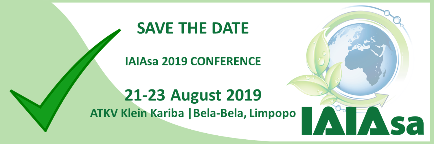 S3 - IAIAsa 2019 Save the Date